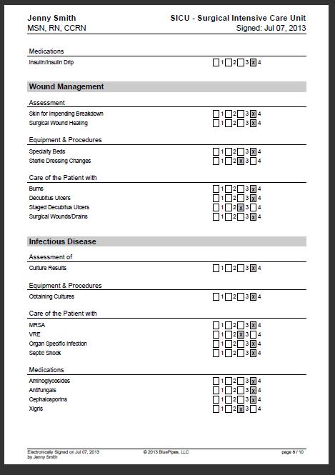 Sample nursing assistant resume