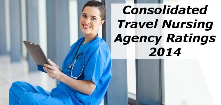 Travel Nursing Company Ratings - 2014 » BluePipes Blog
