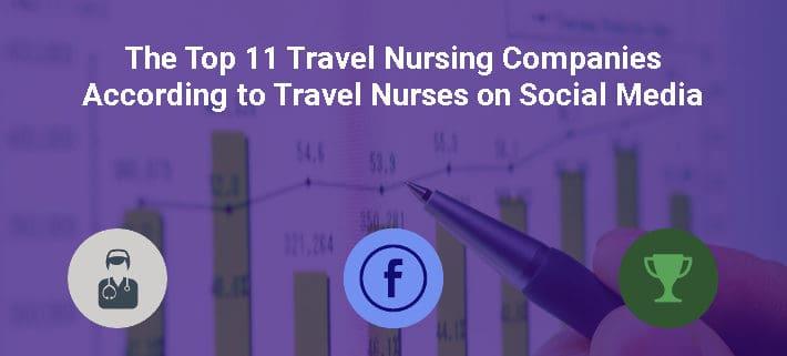 The Top 11 Travel Nursing Companies According to Travel Nurses on ...