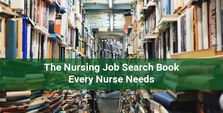 The Nursing Job Search Book Every Nurse Needs 187 Bluepipes Blog