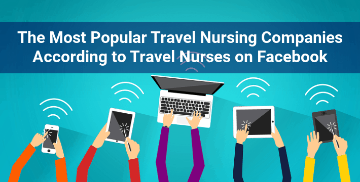 The Most Popular Travel Nursing Companies According To